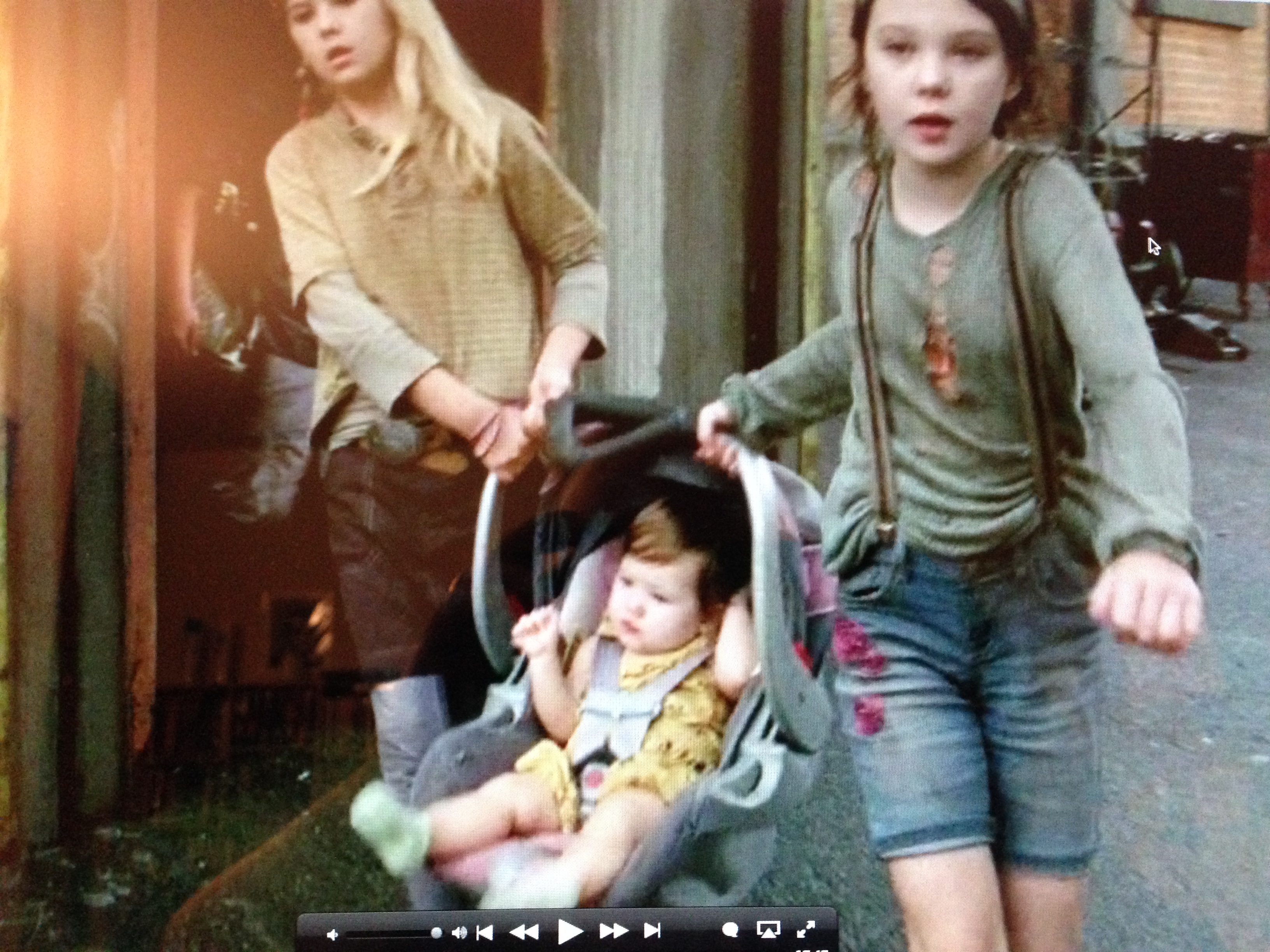 Proof Judith is alive -- | Page 5 | Walking Dead Forums