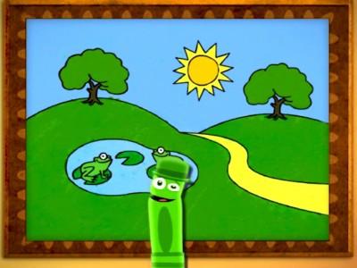 Creepy children's programming review: Color Crew (3/3)
