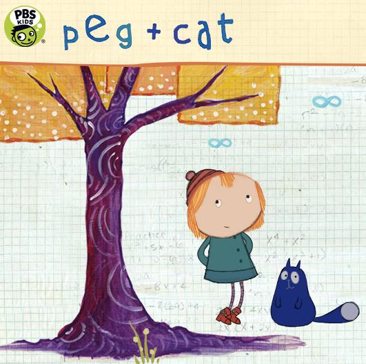 Creepy Children's Programming Review: Peg + Cat