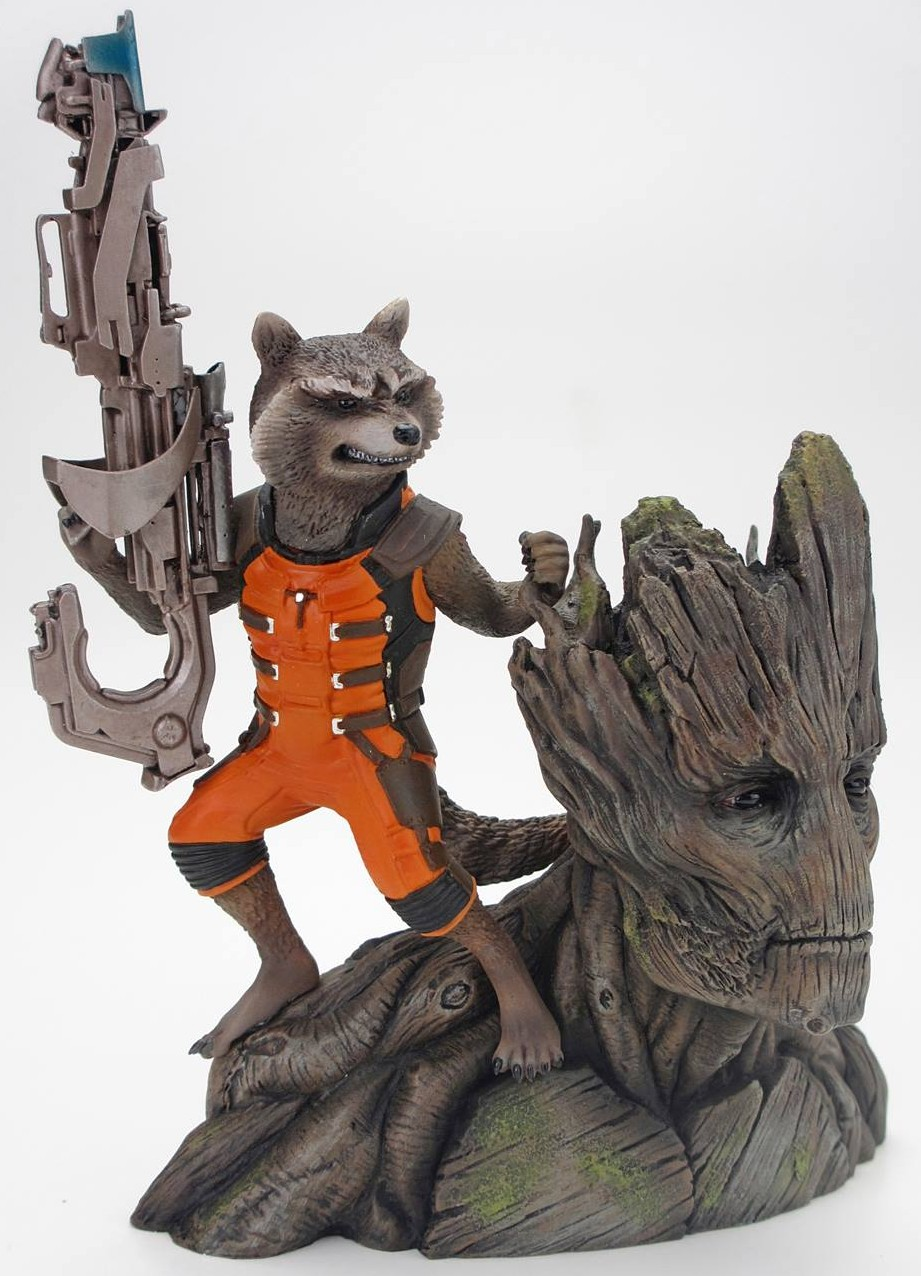 Kotobukiya-Guardians-of-the-Galaxy-Rocket-Raccoon-Groot-Statue-e1392822625414
