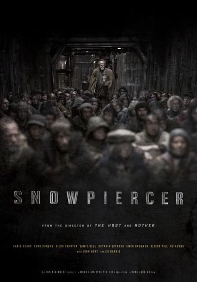 SNOWPIERCER: I hated, hated, hated, hated, HATED this movie. (1/3)