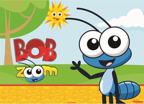Creepy Children's Programming Reviews: BOB ZOOM