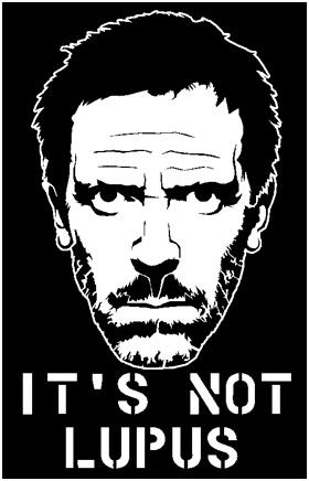 its-not-lupus-black-t-shirt