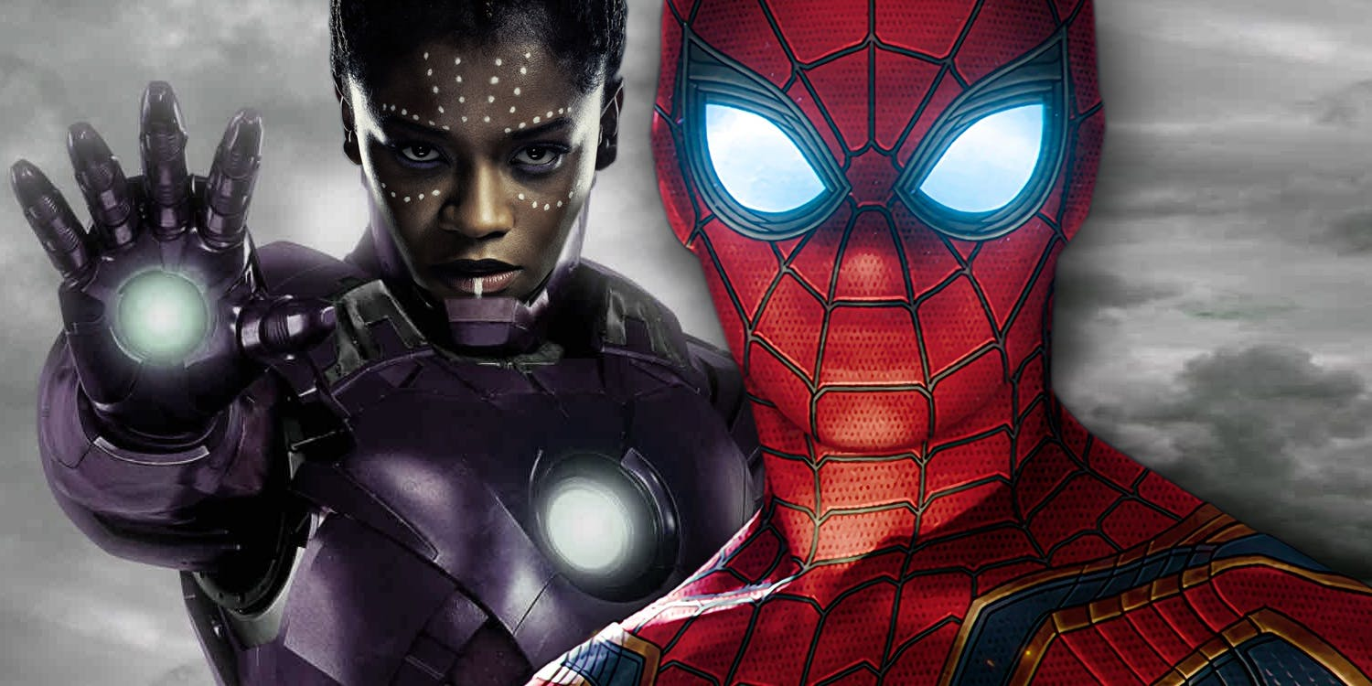 Shuri-as-Iron-Man-and-Spider-Man-1