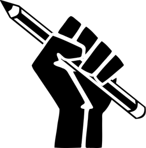 Pen Solidarity Fist