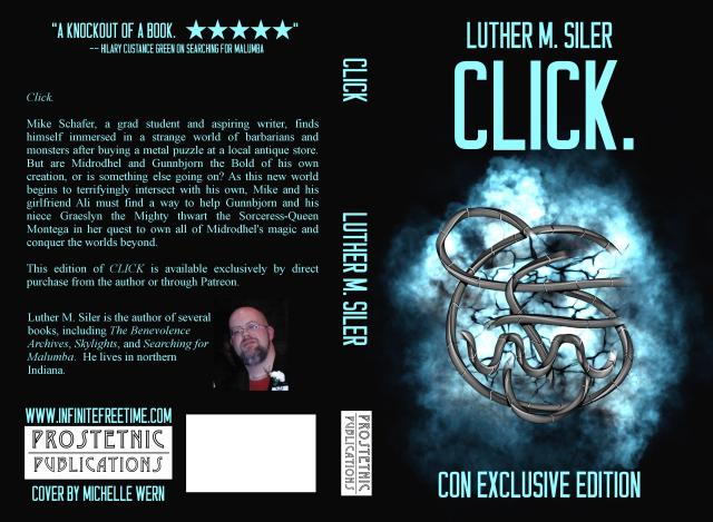 Click print cover con exclusive